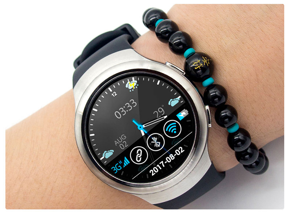 NEW Finow X3 Plus Smart Watch K9 MTK6580 Andorid 5.1 1G+8G ...