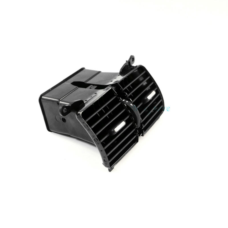 NEW 3AD 819 203 A Rear AC Outlet Air Vents Center Assembly For VW Passat B6 B7 Passat CC 3AD819203A 3C0 819 203 B 3pcs oem black piano paint chrome car center console air condition vents for passat b6 b7 cc r36 3ad 819 701 a 3ad 819 702 a