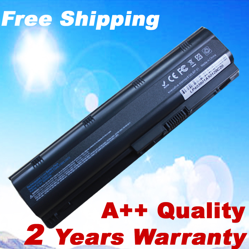 Batería de Laptop Para HP MU06 MU09 REPUESTO 593554-001 593553-001 CQ42 CQ62 G42 G62 G72 G4