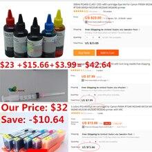 Refill Ink For Canon PIXMA IP7240 MG5440 MG5540 MG6440 MG6640 MG5640 MX924 MX724 IX6840 printer pgi450 cartridge