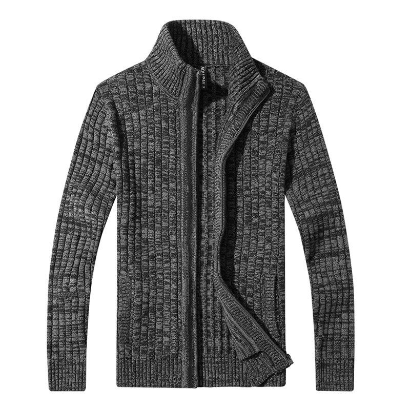 Pioneer Knitted Jacket Cardigan Uomo