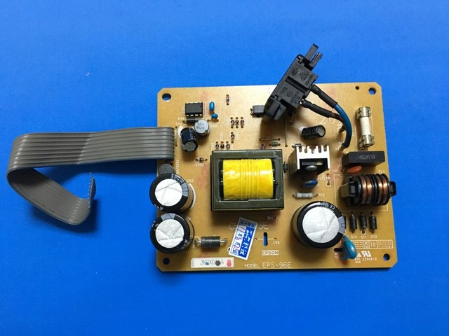 US $18 88 |90% New Power Supply Board for Epson Stylus Photo 1390 1400 1410  printer 220V
