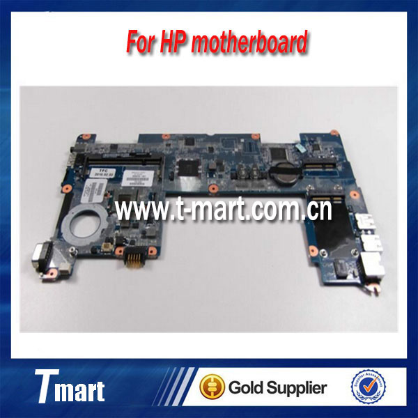 ФОТО for hp MIN210 589639-001 laptop motherboard intel Integrated working well and  full tested