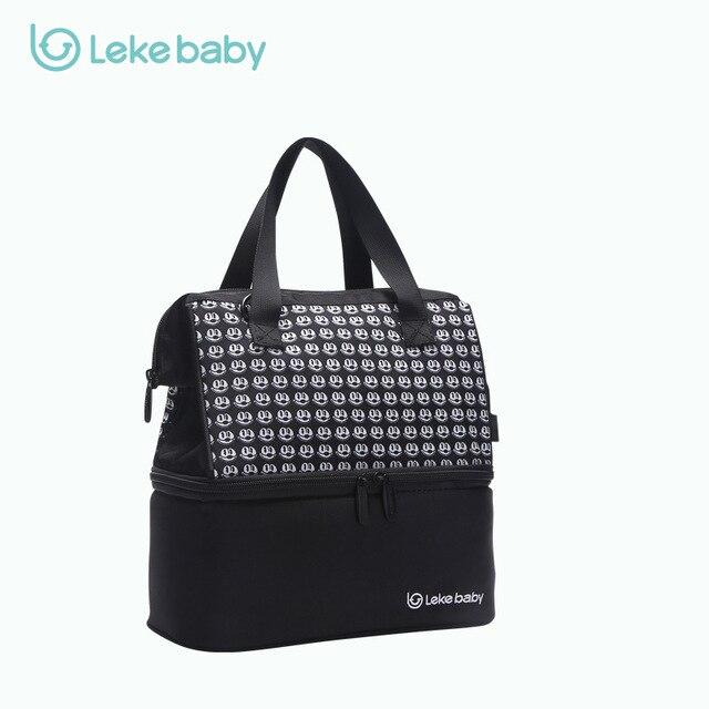 Baby bottle сумка термо-сумка для детских бутылочек детского питания теплее изоляции рюкзак изолированные обед мешок Пикника термос детских бутылочек