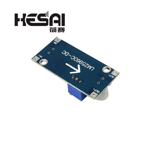 Smart Electronics lm2596 LM2596S DC-DC 3-40V Adjustable Step-down Power Supply Module Voltage Regulator 3A Islamabad