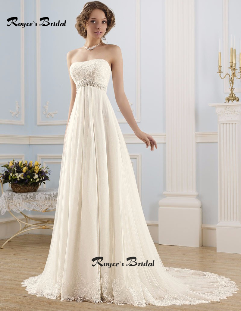 Empire waist chiffon wedding dress fashion dresses empire waist chiffon wedding dress ombrellifo Gallery
