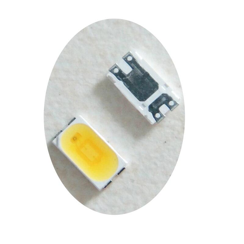 100PCS Seoul Original 5630 SMD LED 3V 150ma CRI>90 135lm/w 2700K To 6000K
