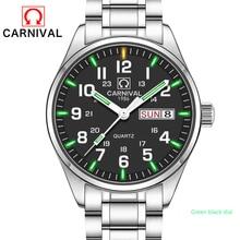 steel Military Watches Quartz