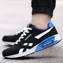 men running shoes 2016 new mens sneakers breathable mesh sport shoes athletic shoes 37-44