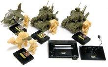Бесплатная доставка ( 5 шт./компл. ) металлические пули NeoGeo Tomy множество всех 5 механические рисунок архив мульти-карман часть Gashapon модели