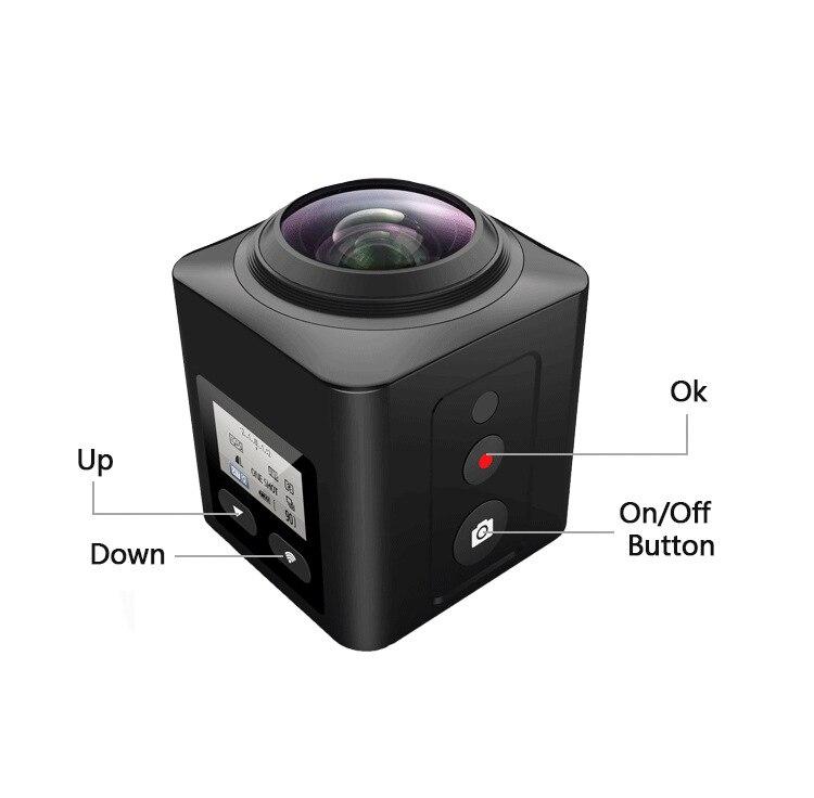 WiFi カメラ 防水カメラ 2448*2448/30fps
