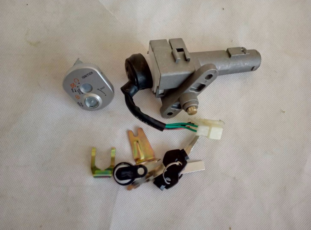 SYM GR125 Motorcycle Scooter Ignition Key Switch Lock