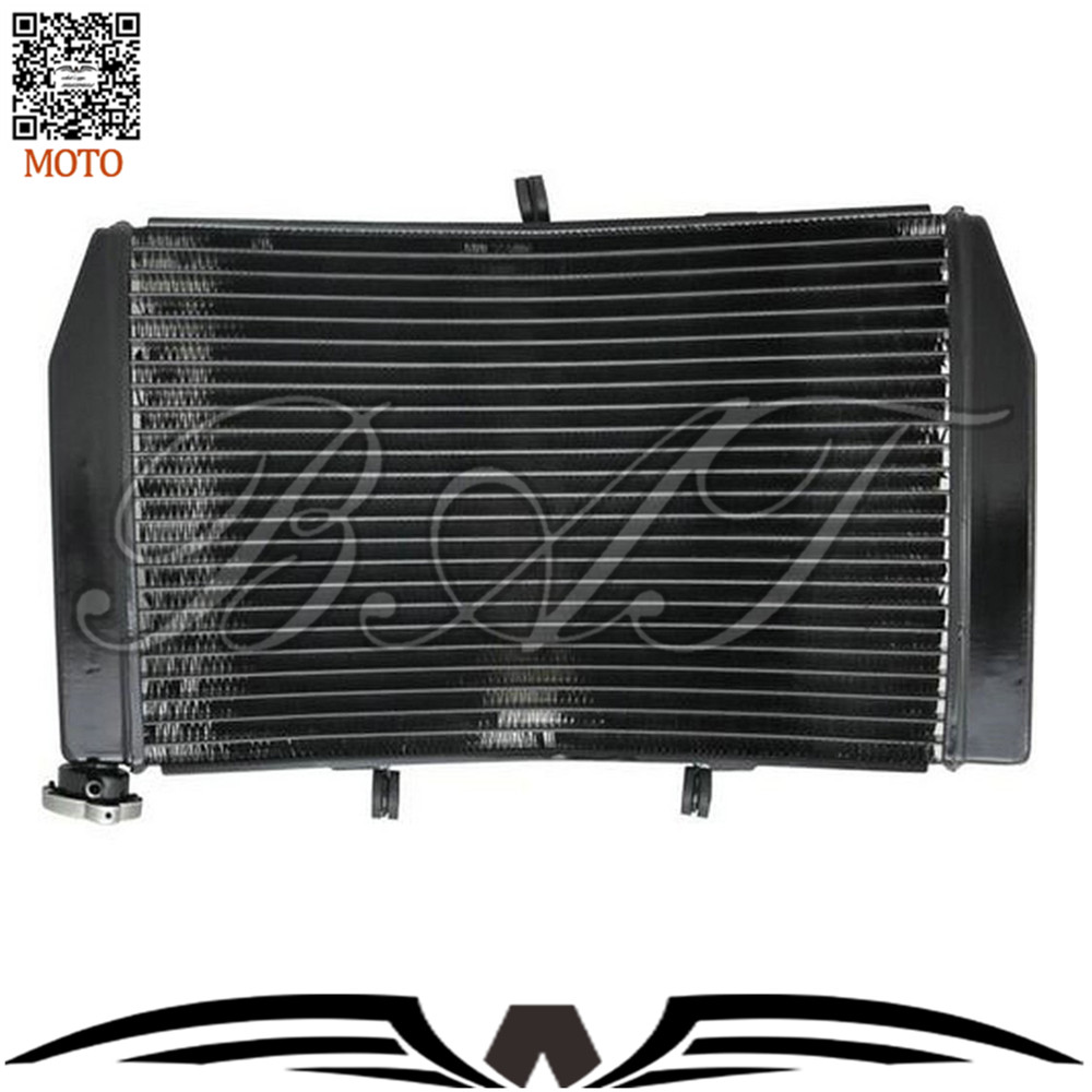 Motorbike Radiator For Honda CBR600 F4I 2001 2002 2003 2004 2005 2006 Motorcycle Parts Aluminium Cooling Cooler Radiator