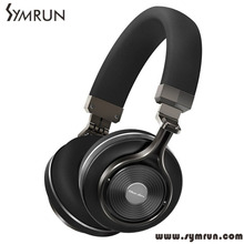Symrun Wireless 3D Stereo Deep Bass Headphones With Microphone For Mobile Phone Mp3 Mp4 Game Headset