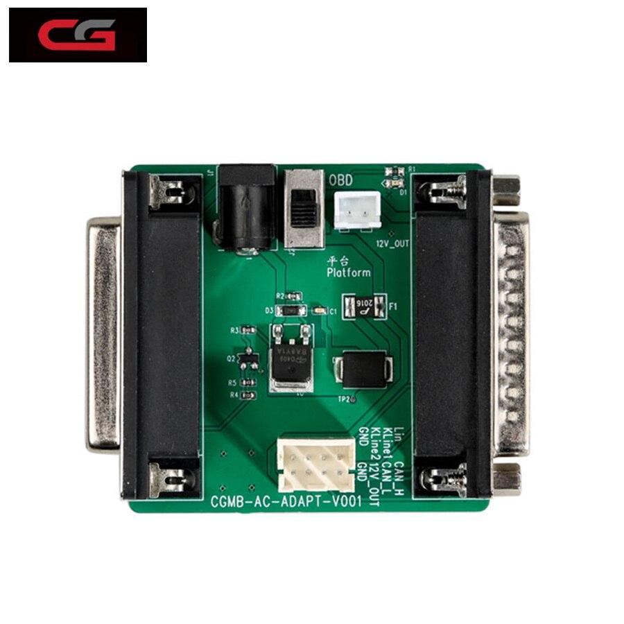 CGDI MB adaptateur secteur travail pour Mercedes W164 W204 W221 W209 W246 W251 W166 pour l'acquisition de données