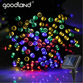 Goodland Waterproof LED String Lights Solar LED Light 20M Outdoor Garden Lighting Fairy Lights Christmas Wedding Decoration