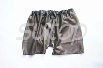 100% handmade sexy latex sportpants BOXER SHORTS - DISCOUNT ITEM  5% OFF All Category