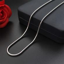 Doreenbeads модное ожерелье цепочка из нержавеющей стали Круглый
