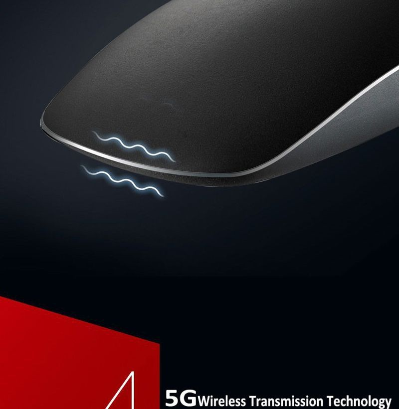 Rapoo touch mouse (7)