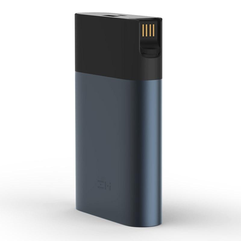 Original Xiaomi ZMI 4G Wifi Router 10000 MAh Power Bank 3G 4G LTE Mobile Hotspot 10000mAh