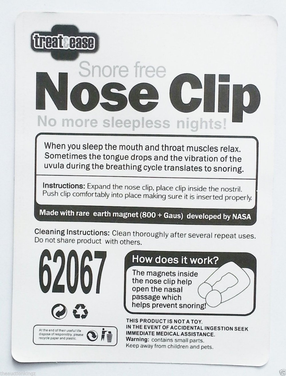 snore nose clip 2