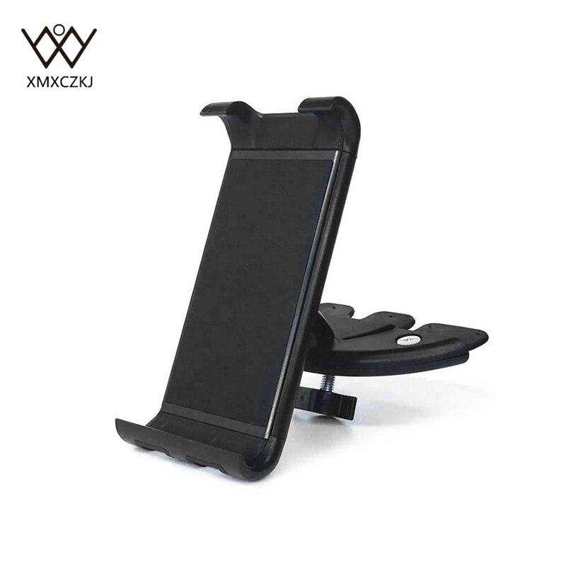 Universale Auto CD Slot Supporto Del Supporto Regolare Compatibile con 7.9-9.7 pollici Del Basamento Per Il GPS Del Telefono Cellulare Tablet Cellulare supporto del telefono