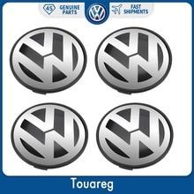 4 шт. 70 мм Крышка Ступицы Колеса для Volkswagen VW Touareg 7L6 601 149 B RVC