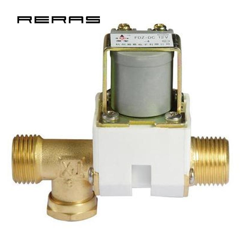 12 V DC 1/2 Pouces Électrique N/C Électrovanne Pour L'eau Air 0.02-0.8Mpa Normalement fermé Électrique Électrovanne Outils Set Outil Kit