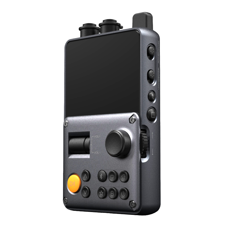 Flang P5 Professional Lossless Music MP3 DAP HIFI Music Player Portable Player With 4452VN DAC Support