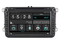 FOR VW TOURAN 2003 2011 CAR DVD Player Car Stereo Car Audio Head Unit Capacitive Touch