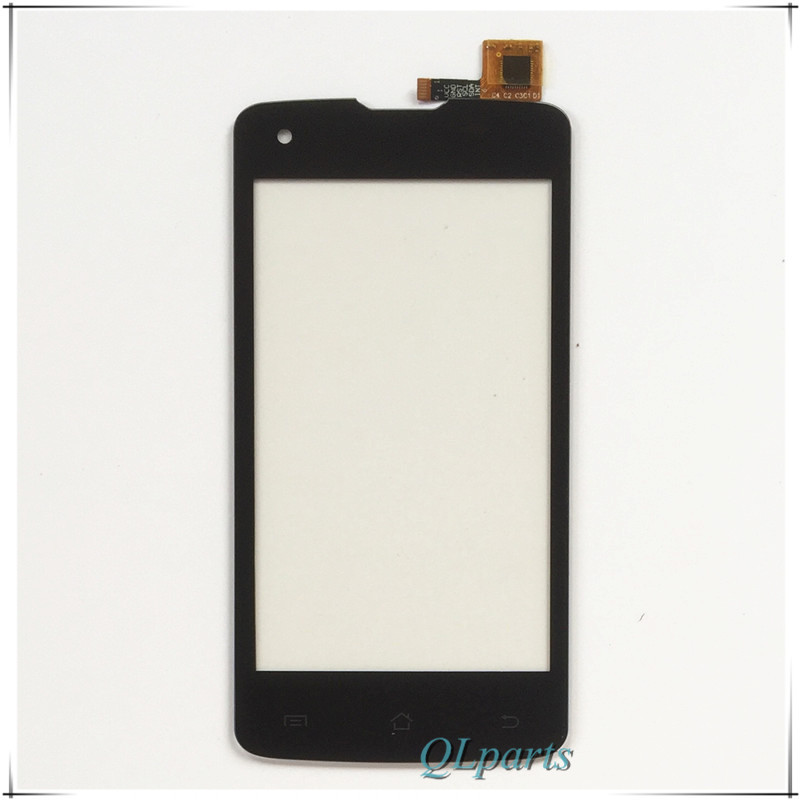 4 inch Mobile Phone Touchscreen Accessories Parts For DNS S4006 Touch Screen Digitizer Glass Touch Panel