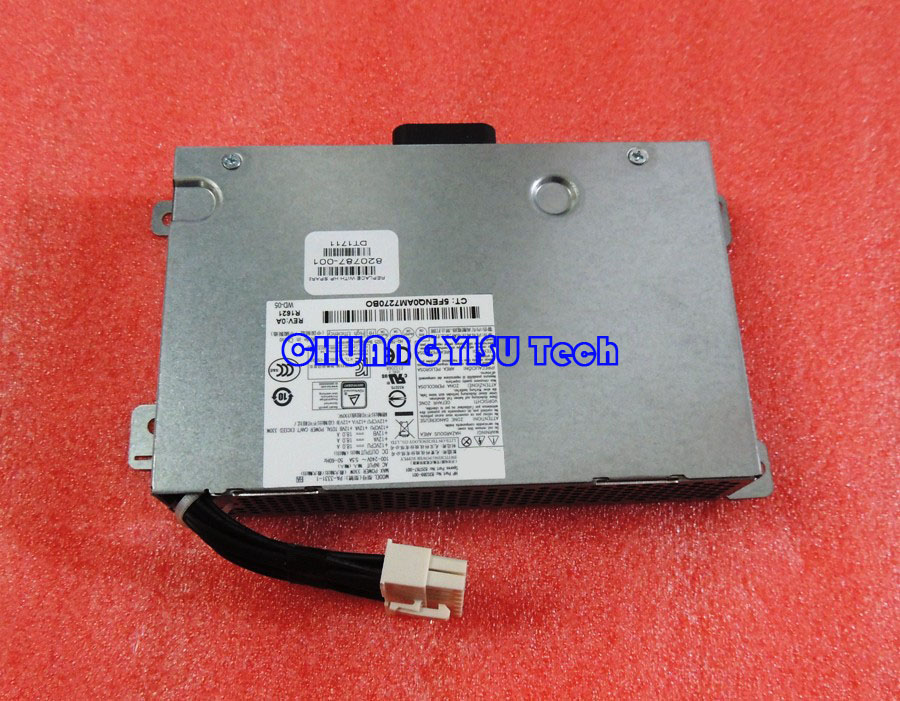 Free shipping CHUANGYISU for original AIO PA 3331 1 330W Power Supply 820389 001 820787 001