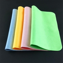 ZXTREE 5Pcs High quality Chamois Glasses Cleaner 150*175mm Microfiber Glasses Cleaning Cloth For Lens Phone Screen Clean Wipes knightx 2pcs glasses screen mobile cleaner cloth wipes camera clean lens cleaning phone microfiber optic dish towel kitchen uv