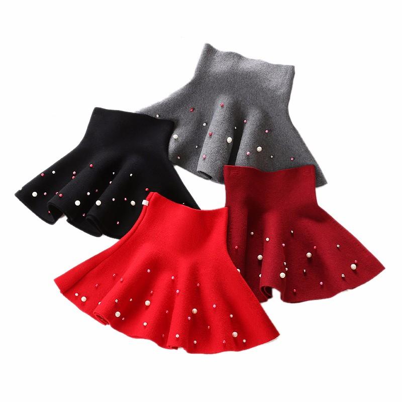 Girls Bottoming Skirts (4)