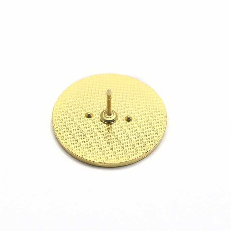 K203 แฟชั่นการ์ตูน Pins โลหะเคลือบ Pins และเข็มกลัดสำหรับกระเป๋าเป้สะพายหลัง/กระเป๋า Badge เครื่องประดับ 1PCS