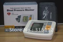 Hot selling 180sets memory Upper arm digital Blood pressure monitors