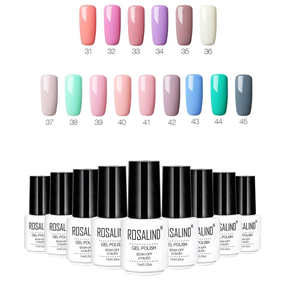 7ML Chameleo Nail Polish Nail Art Nail Gel Polish UV LED Gel Polish ...
