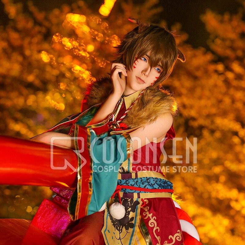 Ensemble Stars Scout Zodiac Part One Dog Takamine Midori Cosplay Costume COSPLAYONSEN Full Set