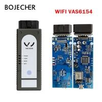 WIFI VAS6154 ODIS v5.1.3 V4.4.1 with keygen for VAG car Diagnostic Tool for Audi/Skoda new update for VAS5054A/VAS5055 Vag cable
