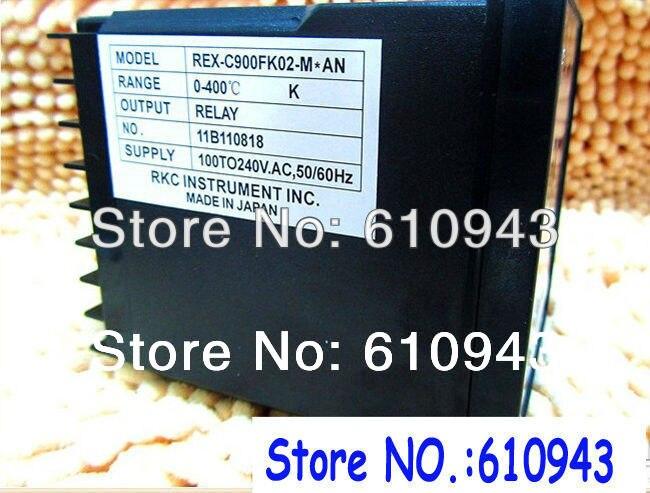 SSR Output RKC REXC900 FreeshippingDigital PID TEMPERATURE CONTROLLER Thermostat Universal Input
