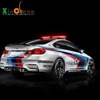 Специальная Декоративная гирлянда AC модифицированный автомобиль наклейки чехол для BMW 3/4/5 серии M2/M3/M5 X5 X6 авто Стайлинг