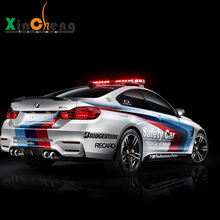 Special decorative garland AC modified vehicle car stickers case for BMW 3/4/5 Series M2/M3/M5 X5 X6 Car-Styling
