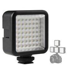 LimitX مصباح LED صغير لوحة الفيديو لسامسونج غالاكسي NX NX1 NX5 NX20 NX30 NX100 NX200 NX210 NX300 NX300M NX500 كاميرا رقمية