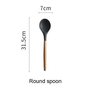round soup spoon