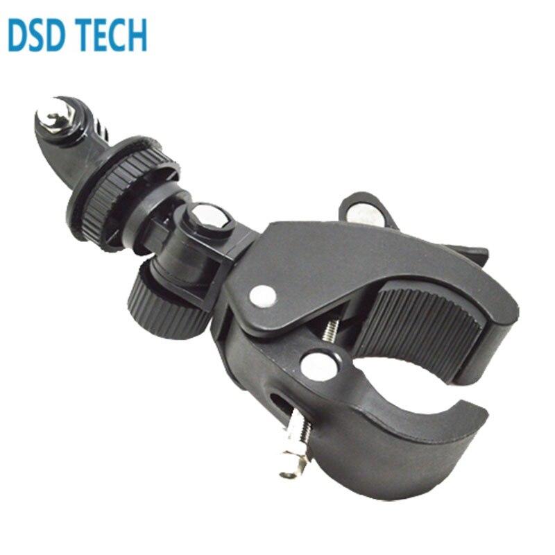 DSD TECH Neue Fahrrad/Motorrad Lenker Lenker Kamerahalterung + Stativadapter Für Gopro Hero3 2 1 großhandel
