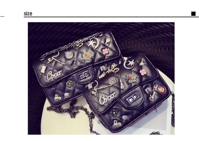 Mini Designer Chain Shoulder Messenger Bag Luxury Handbags Women Bags Designer Women Handbag Crossbody Package Bolsos 465