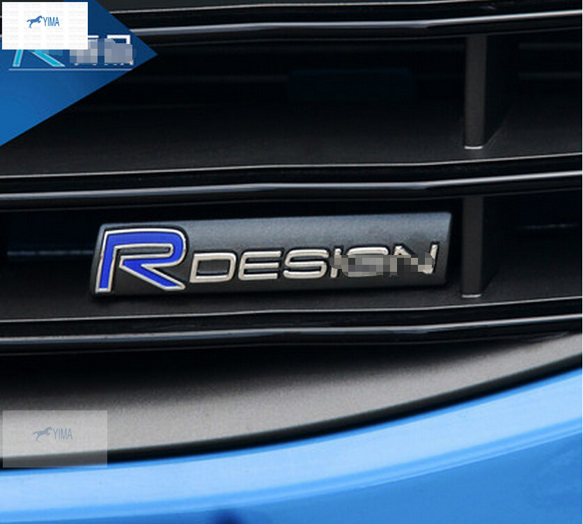 Volvo Xc60 R Design Sticker