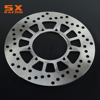 Motorcycle Stainless Steel Front Brake Disc Rotor For DT125 TW125 XYZ125 YZ125 YZ250 DT200 TW200 ST225 TW225 XT225 XG250 YZ490