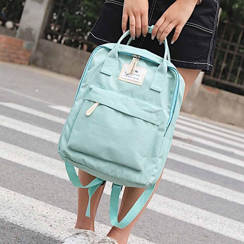 Милый модный холщовый Женский Рюкзак kanken, дизайнерский рюкзак для девочек, школьные сумки для отдыха и путешествий