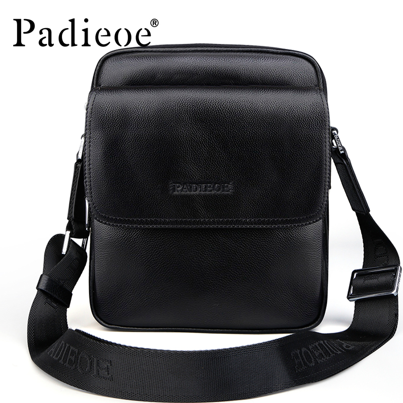 2016 new arrival mens real cowskin leather small shoulder bag high quality stylish crossbody bags casual purse for business man
